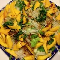 Simple Raw Papaya Salad